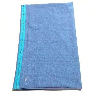 IVIVVA Reversible Purple / Blue Scarf OneSize